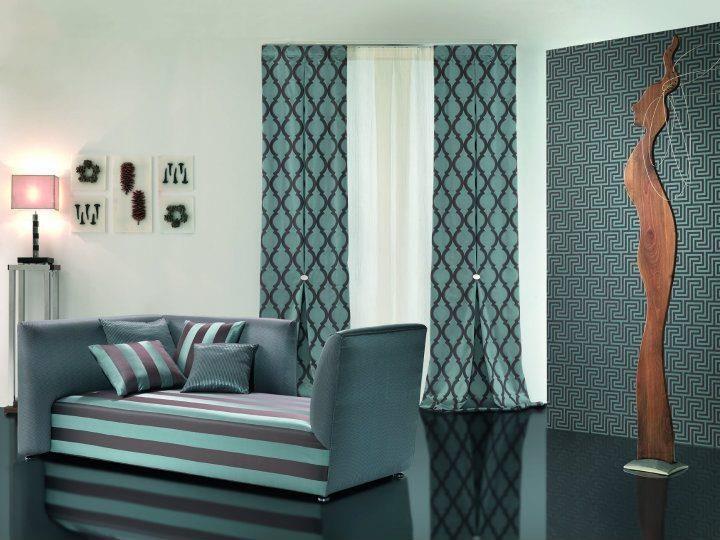 Leonbert tendaggi moderni - Ikea tessuti per divani ...